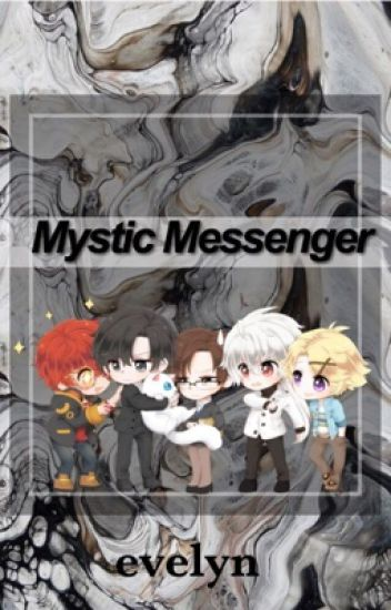 Mystic Messenger Imagines