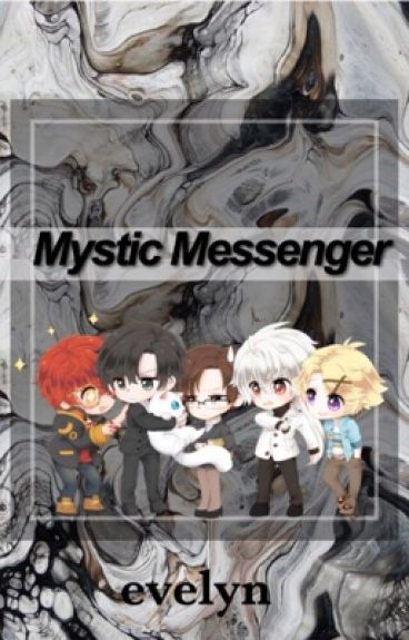 Mystic Messenger Imagines