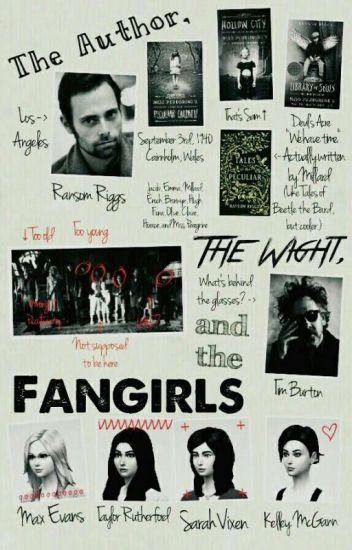 The Author, the Wight, and the Fangirls