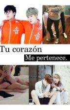 Tu Corazón Me Pertenece. [YoonMin] by Pollito_007
