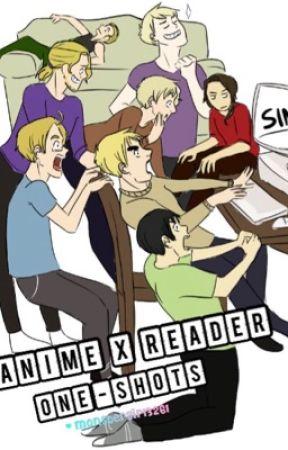 Anime X Reader [One-Shots Book] - Shut Up (Norway X Annoying Reader