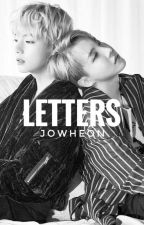 [tae.seok] letters [HIATUS] by jowheon