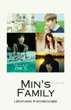Min's Family by wonwoobee