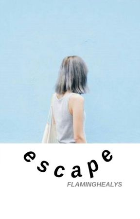 escape (girlxgirl) by FLAMINGHEALYS