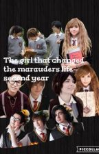 The girl that changed the marauders life~ second year by marauders9340