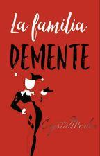 La Familia Demente: ♢Joker Harley & Lucy♢ by CrystalMerlia