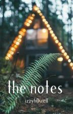 the notes (dan x reader) by izzyh0well