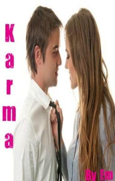 Karma by ovryou