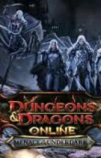 Dungeons And Dragons Online by akhierex