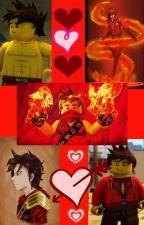Burning Hearts - Kai x Reader (HIATUS) by Laura-Elizabeth-K