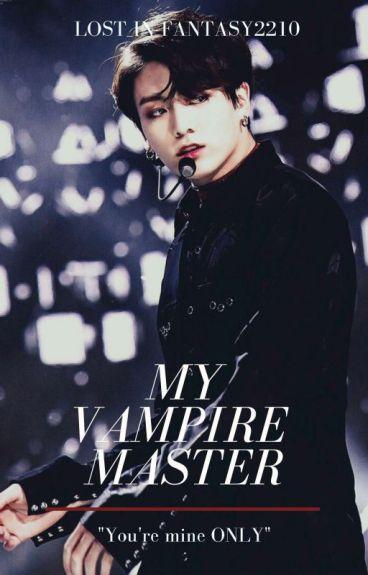 My Vampire Master [Jungkook FF]