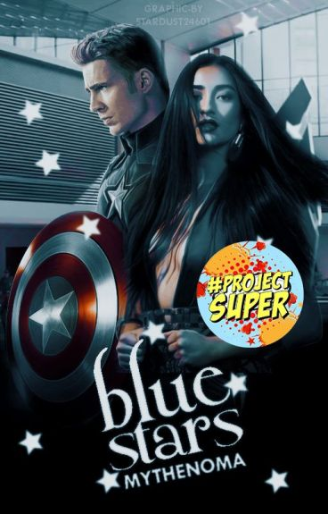 Blue Stars -Avengers Age of Ultron-