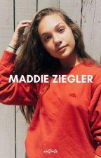 Maddie Ziegler by lj12xo
