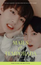 Mails ⚊ tae.seok • fanfic by httaeseok