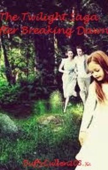 Part 1   Happily Ever After? After Breaking Dawn Renesmee..Gone?  Volturi..Gone?