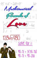 Mathematical Formula of Love by AdiNicaGOMEZ31