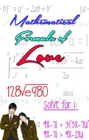 Mathematical Formula of Love