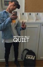 QUIET ▹REECE KING   by hakeemslyon