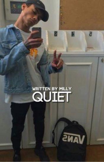 QUIET ▹REECE KING