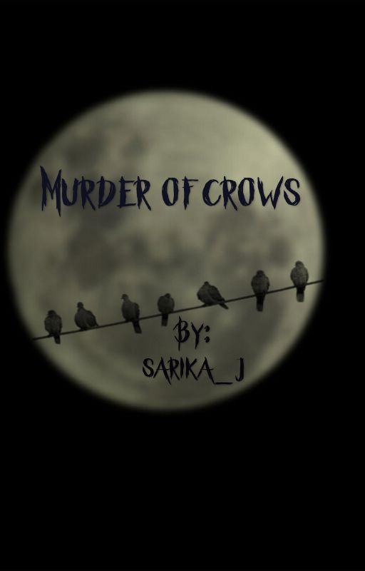 Murder of Crows by sarika_j