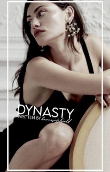 DYNASTY || SEBASTIAN STAN [4]