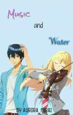 Music and Water [ Haruka Nanase ] by Aurora_Mirai