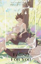 Falling For You by softsyaoran