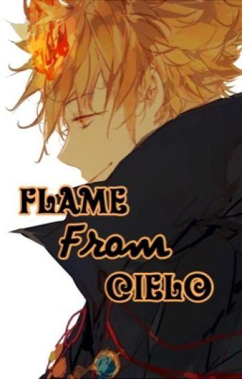 """شعلة من السماء ... [KHR]  """"©"""""""