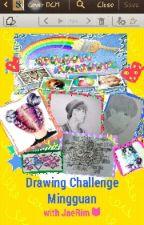 Drawing Challenge Mingguan with JaeRim☆ by Jaerim_J