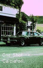 One Shot -> calciatori by BlackMambafootballer