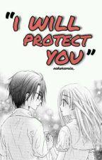 Gakuen Alice |〃I Will Protect You!〃 by sakuramia_