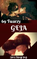 69 Twarzy Geja - Ereri by somethingrong