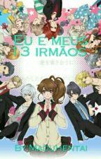 Eu e meus 13 irmãos  by MaduKawaii14