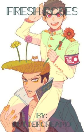 Fresh Roses-An Ishimaru X Mondo love story by buttercream0