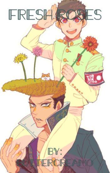 Fresh Roses-An Ishimaru X Mondo love story