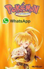Pokémon Special WhatsApp by -NxtellaLxve-
