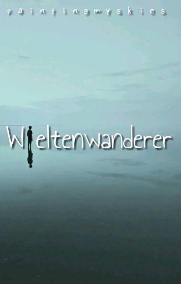 Weltenwanderer by paintingmyskies