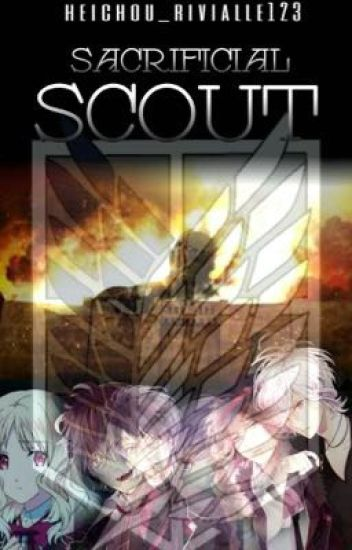 Sacrfical Scout (A Diabolik lovers x Attack on Titan