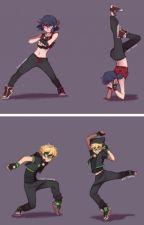 Miraculous breakdancers by PassionKrystal