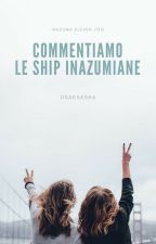 Inazuma Eleven~ Commentiamo le Ship by UsaeSasha
