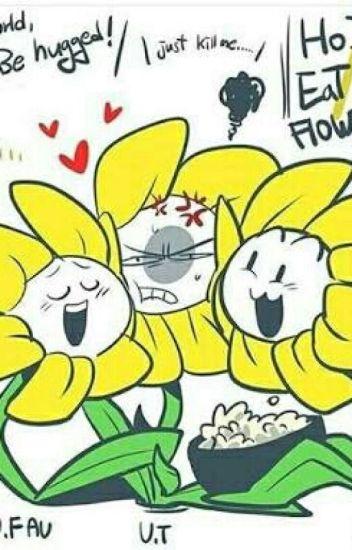 Un Chat de Flores! (Flowey's WhatsApp)