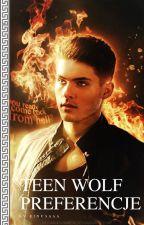 Teen Wolf Preferencje by kinusaaa