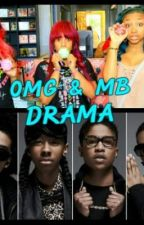 OMG and MB drama by Spiffygirl_