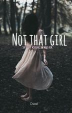 Not That Girl//Eddie Redmayne x reader (UNDER EDITING SORRY) by Crustiel