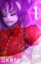 Mia'nın Çizim Kitabı  by Mia8902