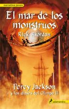 PERCY JACKSON Y EL MAR DE LOS MOSTRUOS by DulceMariaOrtiz