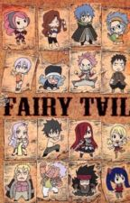 Fairy tail texts by PixelKittenYT