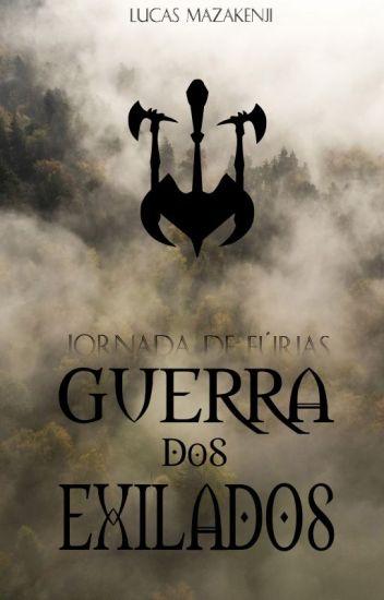 Jornada de Fúrias: A Guerra dos Exilados (Livro I) Degustação