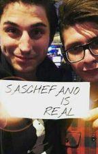 Amore tra youtubers ~Saschefano~ by GiovanniLangella5