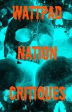 Wattpad Nation Critiques by K_E_Francis